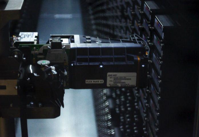 tape storage automation